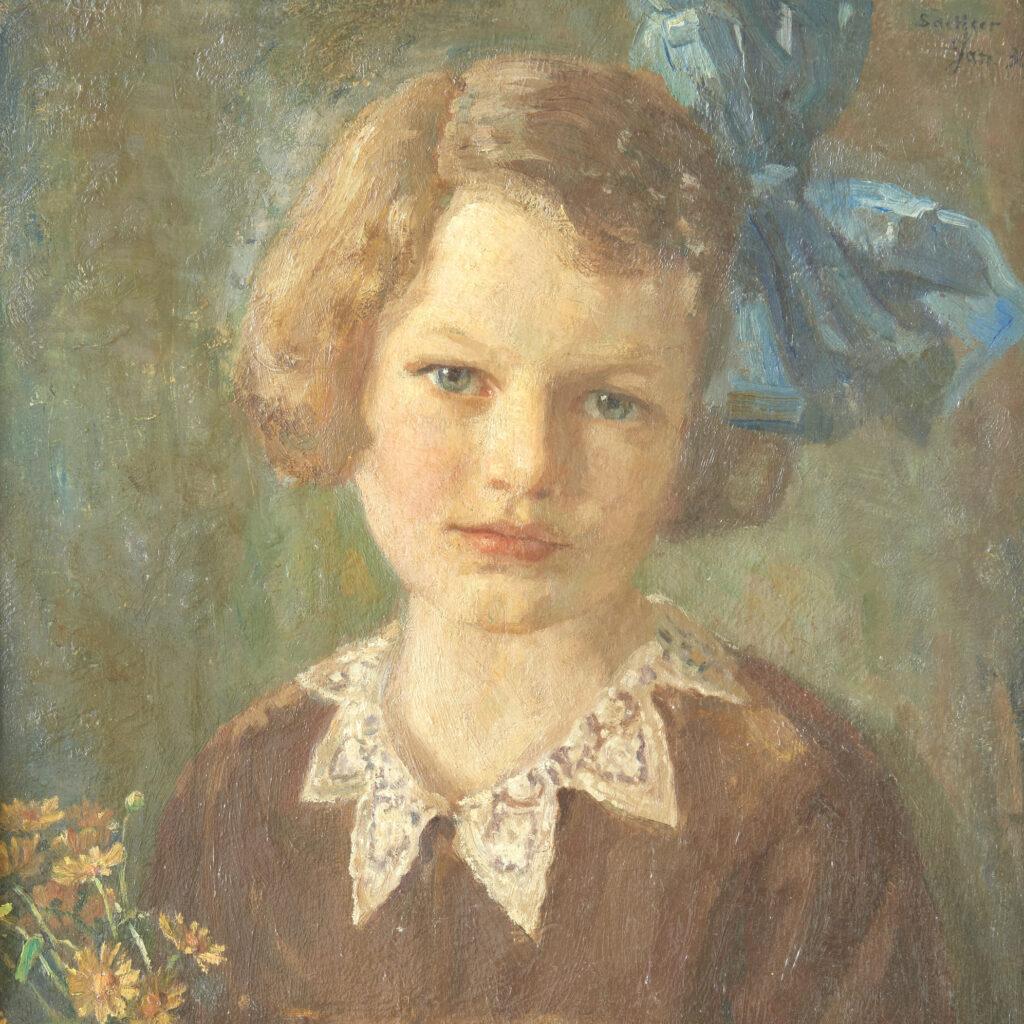 Portret Corry