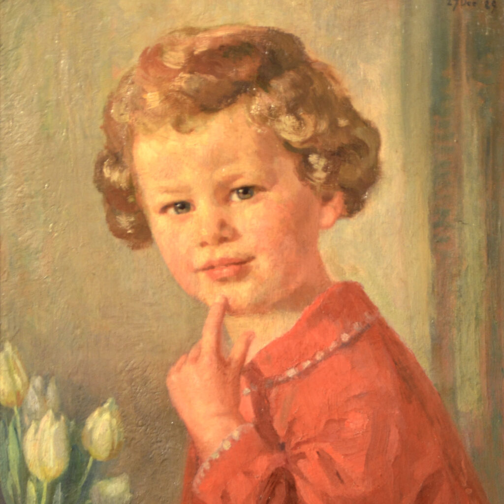Portret Hanne