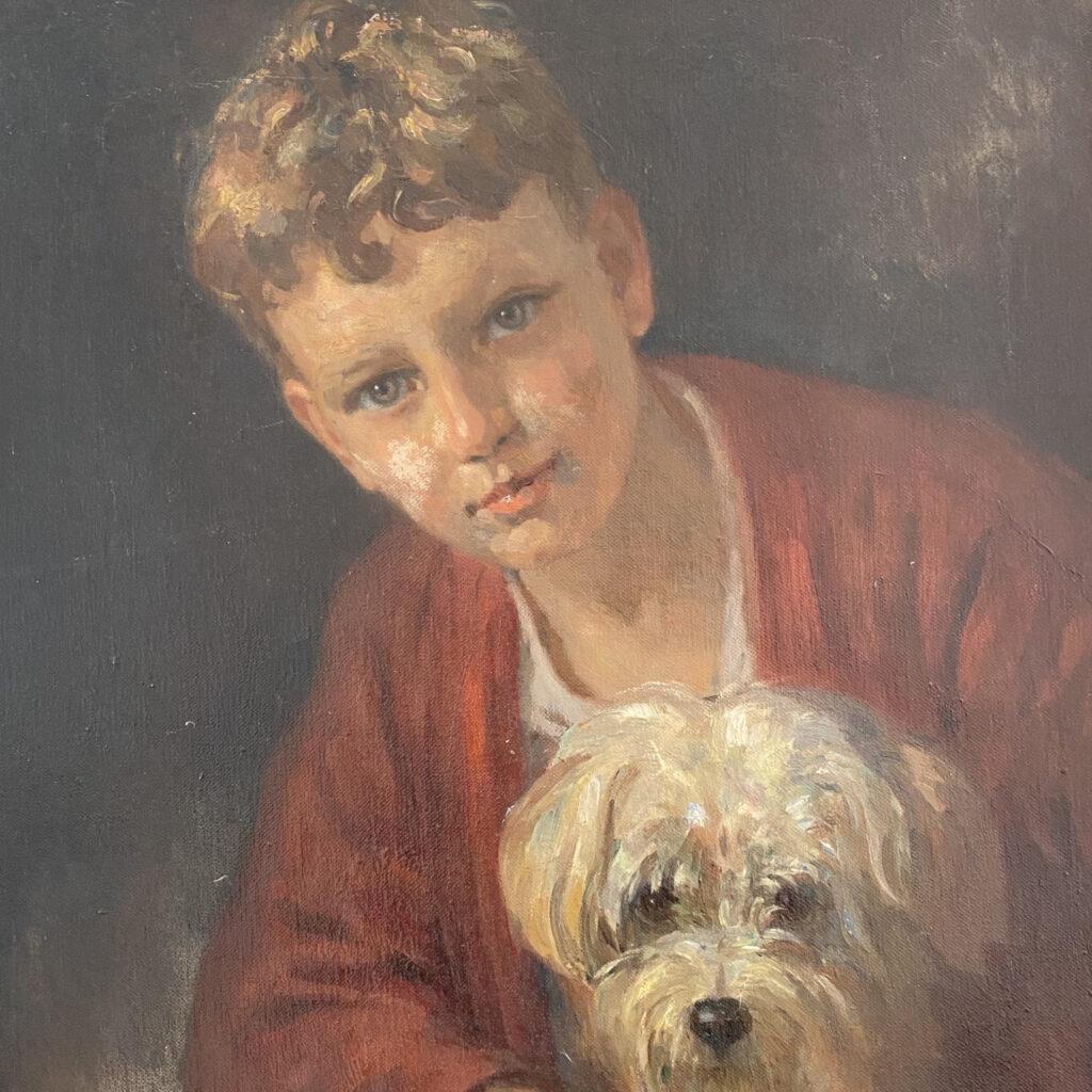 Portret Kees